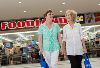 Shopping at Woodcroft