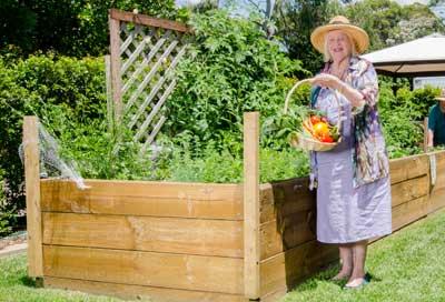 Marsfield Retirement Village Gardens