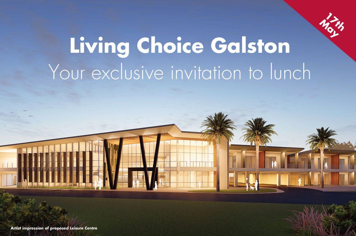 Galston retirement