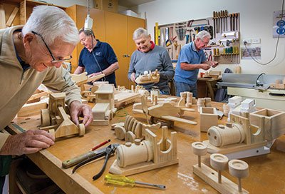Kawana-Retirement-Village-Woodworkers