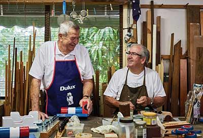davistown-retirement-woodwork