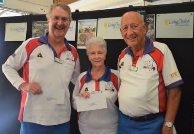 2011 1st Prize West Pennant Hills Steve Arnold, Eliane Ede, Jim Ede