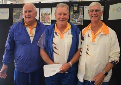 2011 5th Prize Castle HillMike Brien, Ken Sherwood,Russ Bush