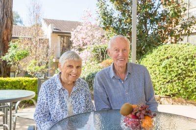 Retirement Living Testimonial