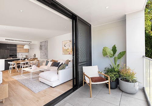 Gold Coast Retirement Apartment